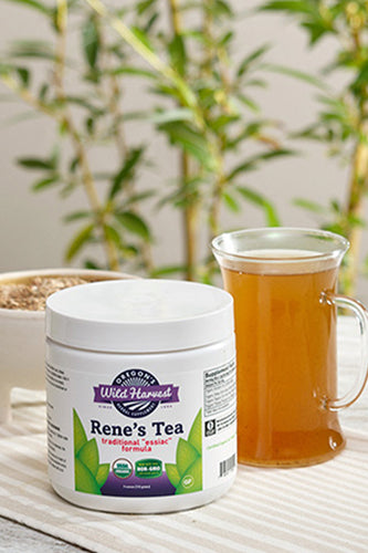 Oregon's Wild Harvest Non-GMO, Organic Rene's (Essiac) tea Cut-and-Sift 4oz