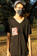 Load image into Gallery viewer, Flower Tee #9 - Unisex XL