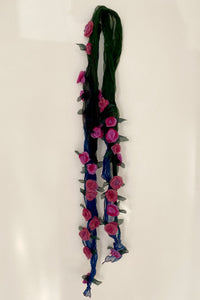 Roma Bucket Hat Sunset Scrunch Dye - Large 24""