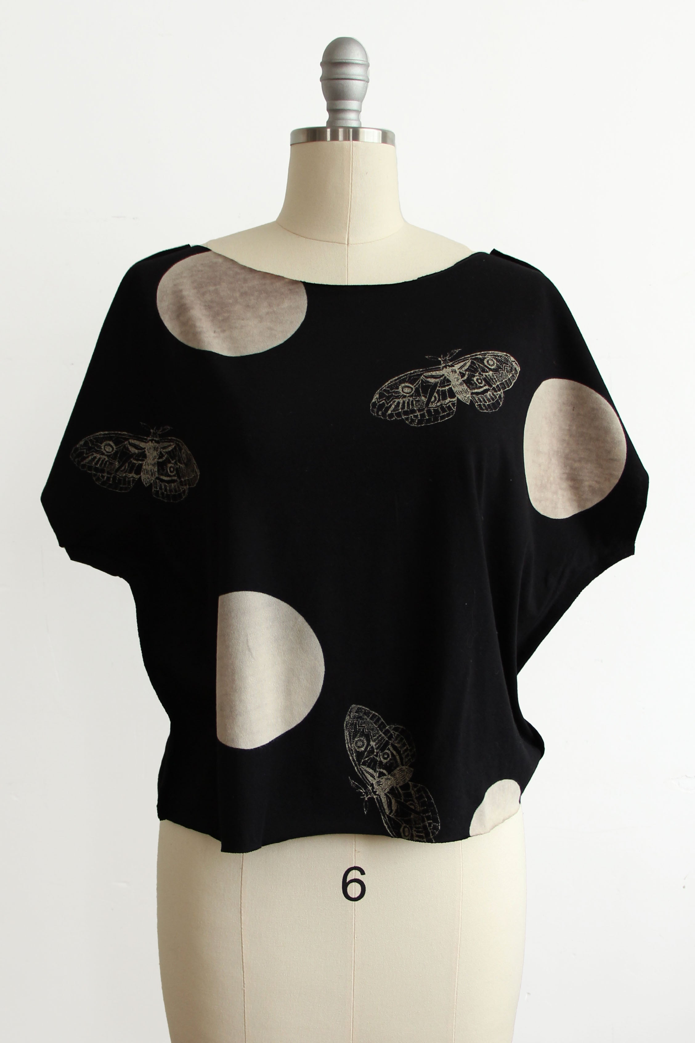 Silk Rope Garland w/ Flowers #6