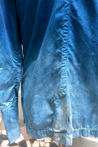 Riding Jacket Ombre Indigo Dyed - XSmall