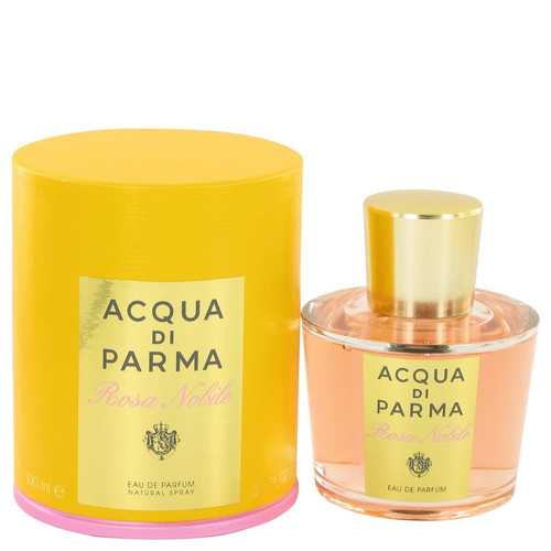 Acqua Di Parma Rosa Nobile by Acqua Di Parma Eau De Parfum Spray 3.4 oz (Women)