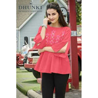 Ayesha Girl's Top