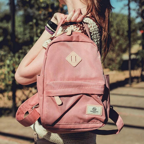 Mayfair Mini Backpack Pink