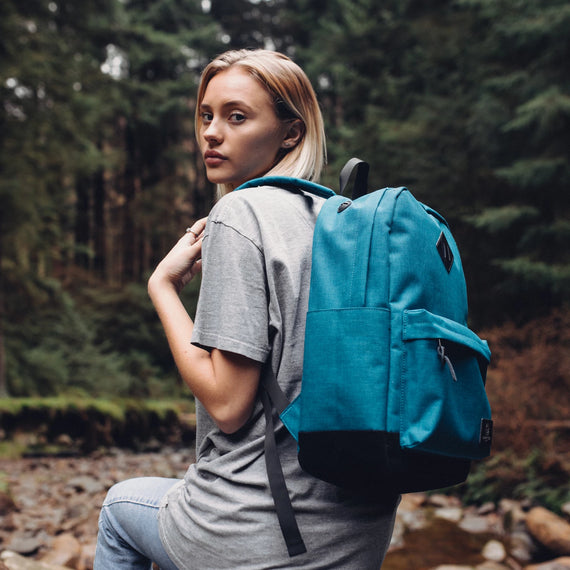 Westminster Backpack Teal
