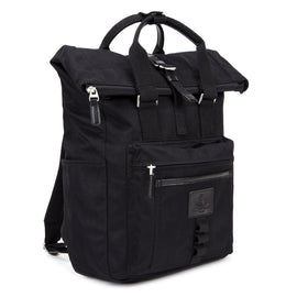 Canary Wharf Backpack Black