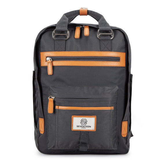 Wimbledon Backpack - Dark Grey