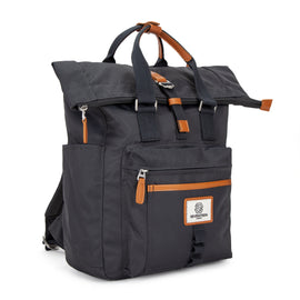 Canary Wharf Backpack - Dark Grey
