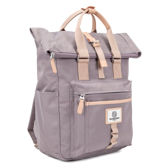 Canary Wharf Backpack - Lilac