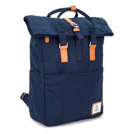 Soho Rolltop Backpack Navy