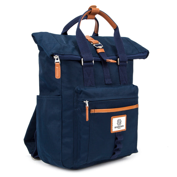 Canary Wharf Backpack - Navy