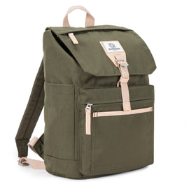 Fulham Backpack - Army Green