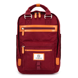 Wimbledon Backpack - Burgundy
