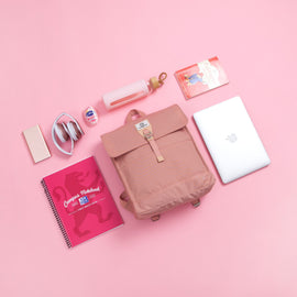 Ilford Backpack Pink