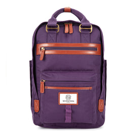 Wimbledon Backpack - Purple