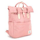Soho Rolltop Backpack Pink