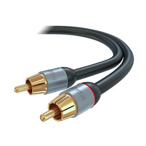 Princeton Audio Video Future Ready Solutions Kordz PRO Stereo Interconnect Cables Cables & Wire 16 ft
