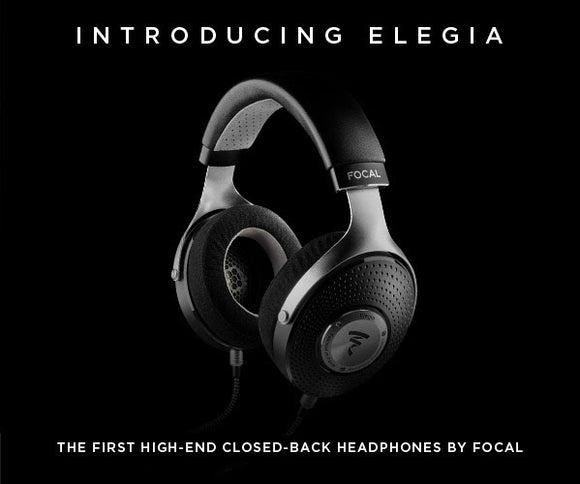Princeton Audio Video Focal Elegia Headphones
