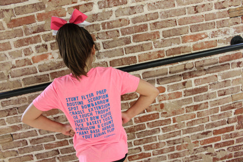 ALL THINGS CHEER™️ Neon Pink