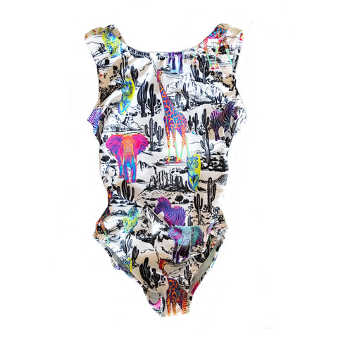Take A Walk on the Wild Side Leotard