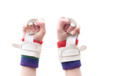 Rainbow Wrist Bands