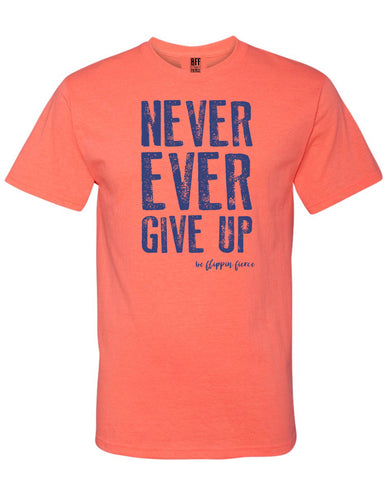 "Never Ever Give Up ""NEGU"" - Fundraiser"