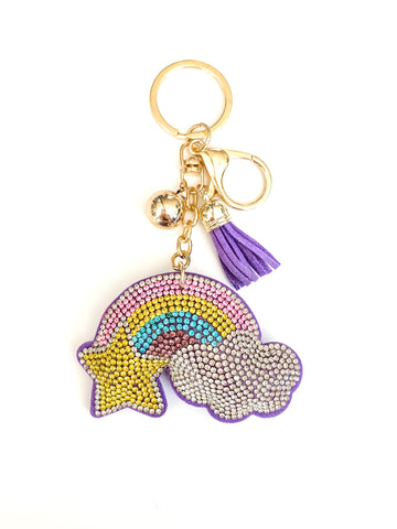 Shine Bright Bag Charms