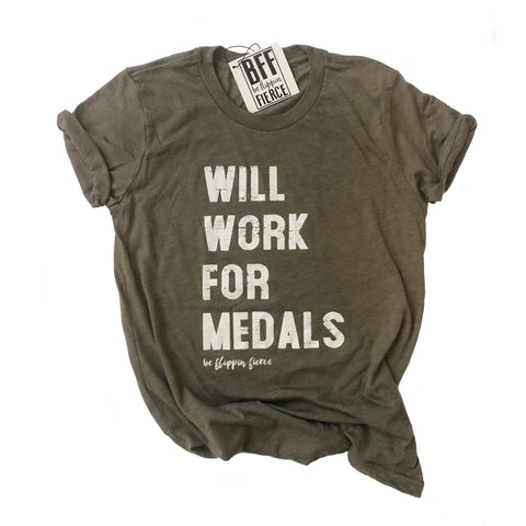 Will Work for Medals™️