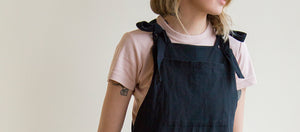 Pattern Spotlight: Hayley Dungarees