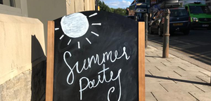 Summer Party Pals - Thank You