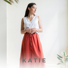 katie skirt recommended fabrics
