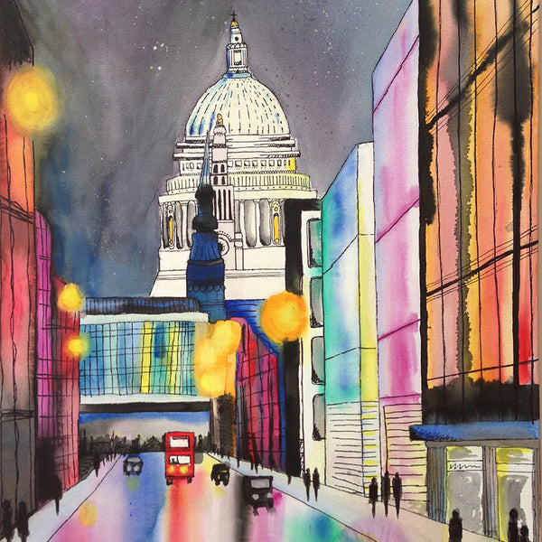 Watercolour Painting with Kate Shires