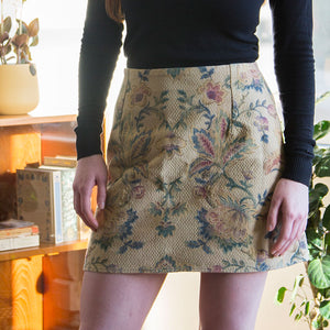 make an a line skirt beginners sewing class