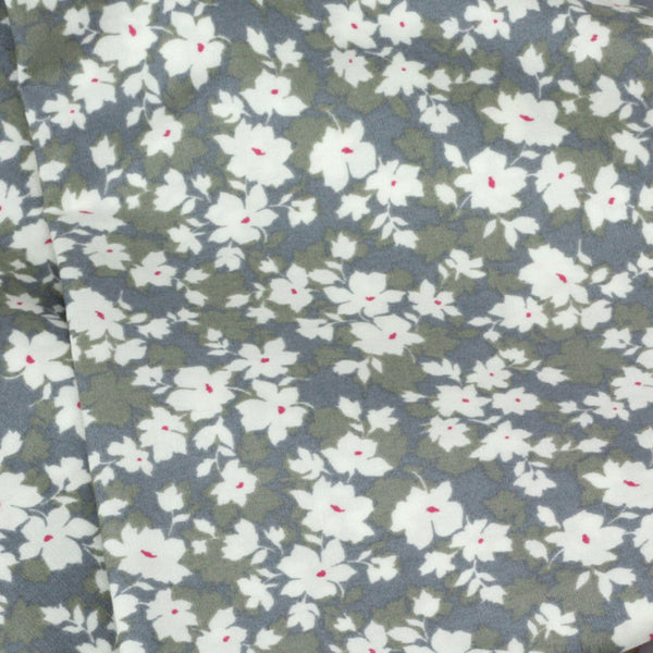 Floral Printed Cotton Poplin