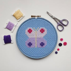 Family Friendly Stitch Workshop with Hayley Mills-Styles