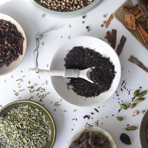 Chai Spice Blending Workshop with Melanie Hadida