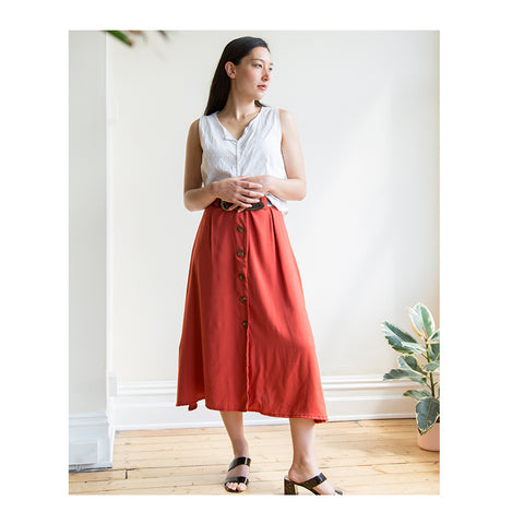Katie Skirt Pattern