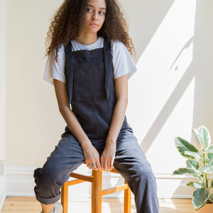 Sew Along - Make our Hayley Dungarees