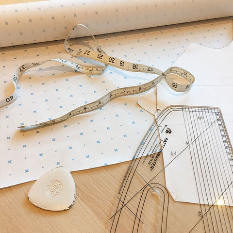 Basic Pattern Drafting Dart Manipulation Class by Workshop in Leeds