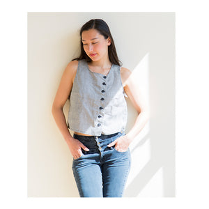 Molly Asymmetric Top Pattern