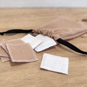 Reusable Make Up Wipes Workshop