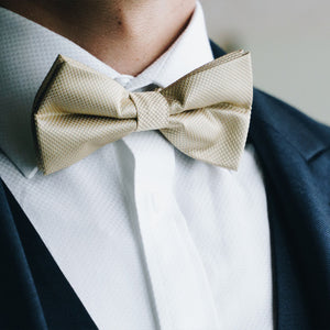 Bow Tie and Pocket Square Making Workshop