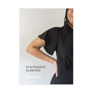 Statement Sleeves - Pattern Ebook