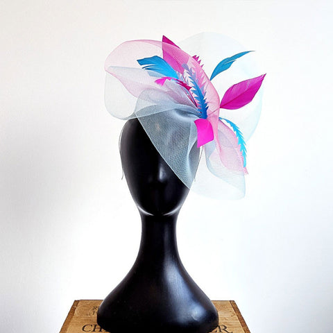Fascinator Workshop with Mad Hatter Millinery
