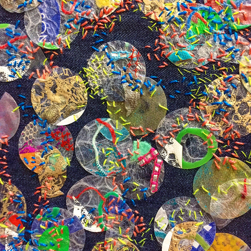 Create Your Own Sequins Online Workshop with Jessica Grady