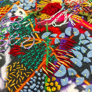 Creative Hand Stitch Workshop with Jessica Grady