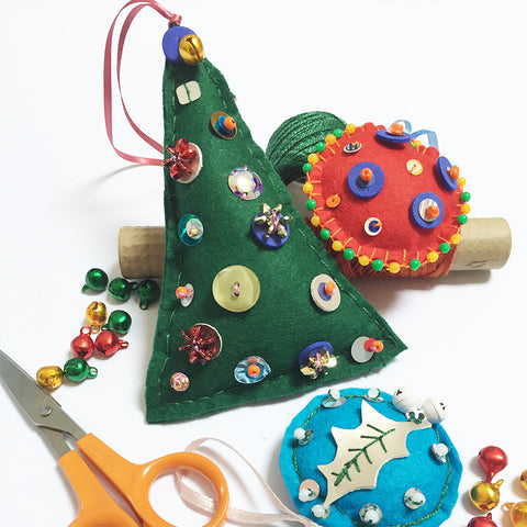 Family Friendly Festive Decorations Online Workshop with Jessica Grady