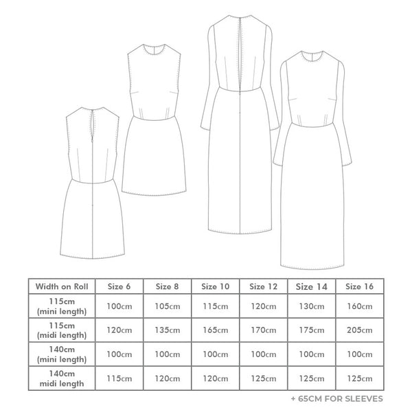 Sew Along - Make our Lucy Dress