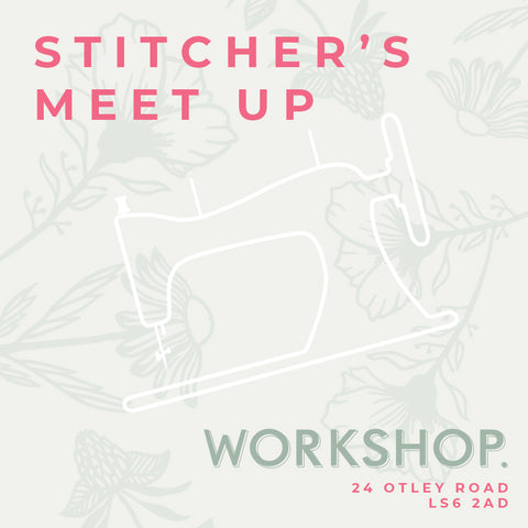 Stitchers Meet Up
