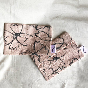Pink Envelope Pouch